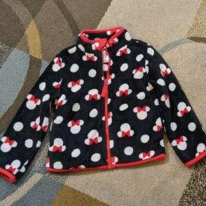 Toddler girls zip up jacket